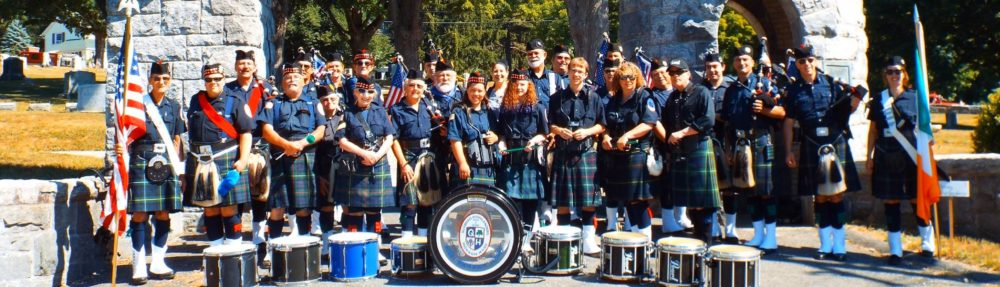 Quaboag Highlanders Pipes & Drums